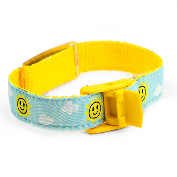 Sunny Skies Medical Strap Bracelet inset 2
