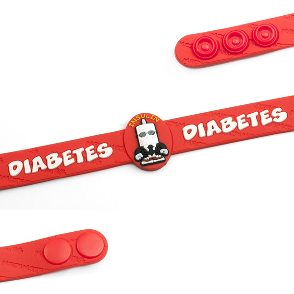 Diabetes Bracelet: Got Insulin? inset 1