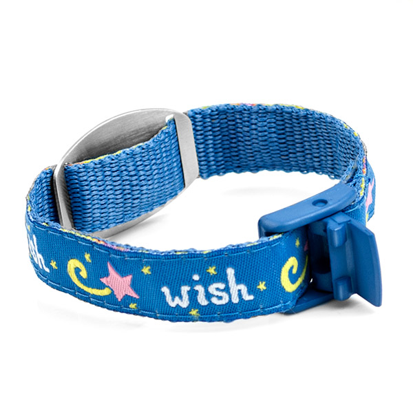 Make a Wish Medical Bracelet for Girls and Women inset 1