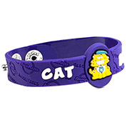 Cat Allergy Wristband: Mr. Nine - HSKU:AM10100