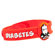 Diabetes Wristband: Got Insulin?- HSKU:AM10542