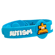 Light Blue Autism Bracelet for Kids