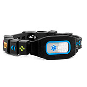 Sports Identification Medical Bracelet - Blue - HSKU:4id106