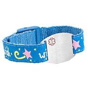 Make a Wish Medical Bracelet for Girls and Women