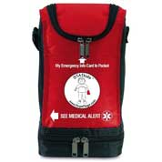 STATkids - Insulated Medical Alert Lunch Bag - HSKU:9515