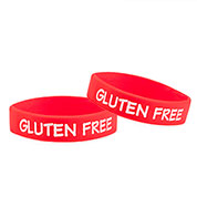 Gluten Free Bracelet for Kids - 3 Pack - (Small) - HSKU:9501-S3