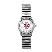 Ladies White Expansion Medical Watch - HSKU:DTC-653X