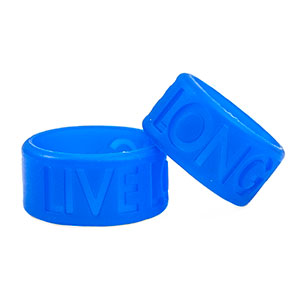 Thumb Band - Live Long - Blue - (Large) - HSKU:TH9702-L