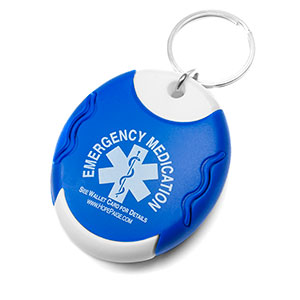 Pill Dispenser Key Tag - HSKU:HC-112