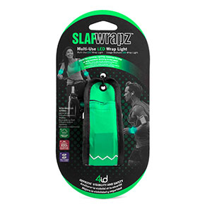 Slap Wrapz Green - Multi-Use Light